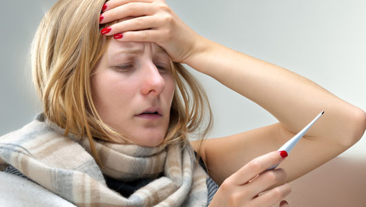 Flu: Beat The Flu And Cold With 5 Natural Ways