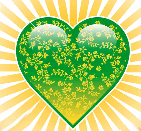 Switchwords for Heart Anahata Chakra