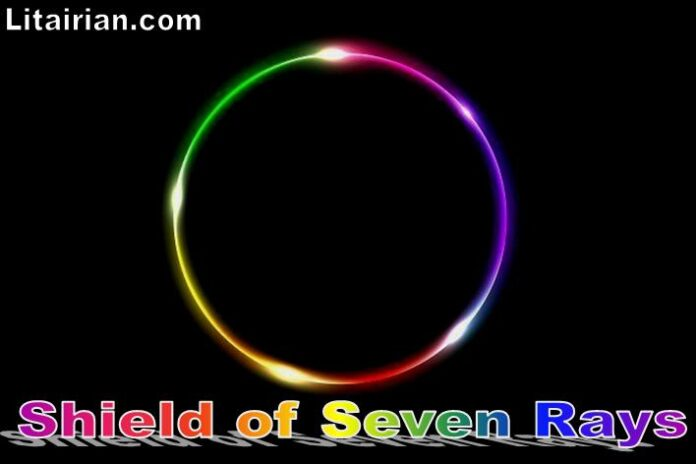 Shield of Seven Rays for Complete Protection