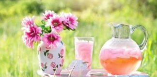 Wild Rose to Rejuvenate and Transferring People Into a Positive State
