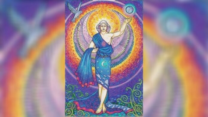 Archangel Raziel of Mysteries, Quantum Energy, Psychic Abilities Astrology