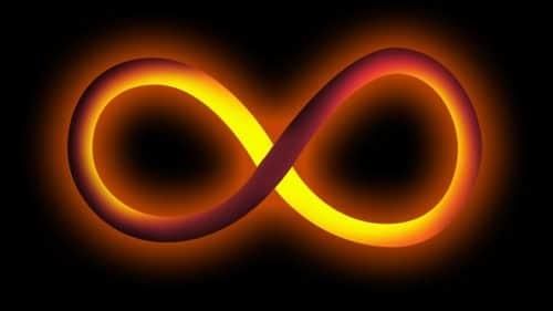 cosmic energies attuned in VK are infinite