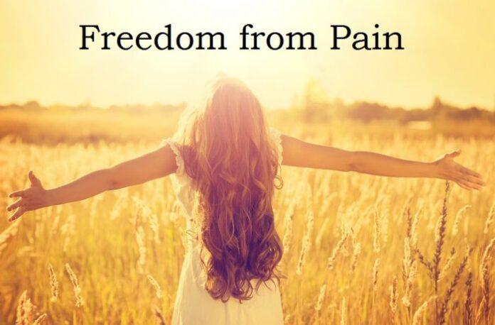 Pain Care Serum Physical Mental Pain Trauma