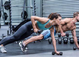Gym Serum Body Flexible Strong Energetic