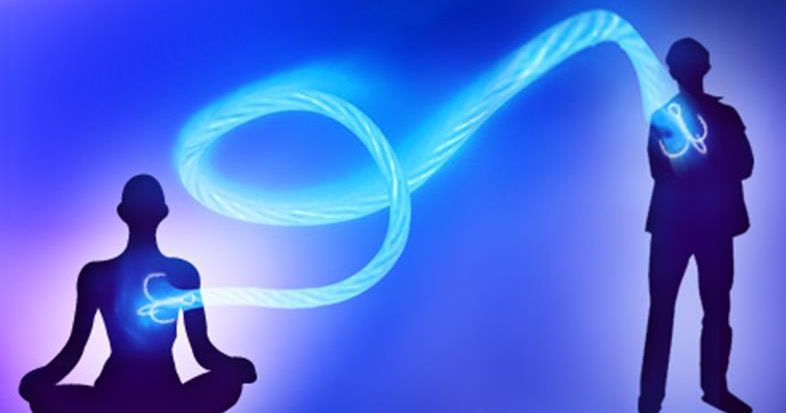 Etheric cords cutting healing