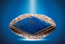 22 Benefits of Healing Stone Azurite Stone of Heaven