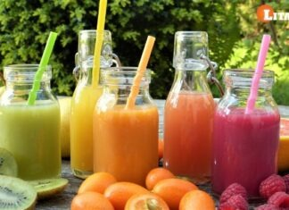 Increase Immunity Avoid Disease Drink Juices