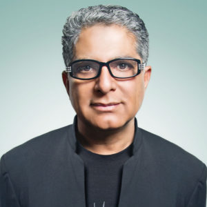 What Deepak Chopra Says About Belief