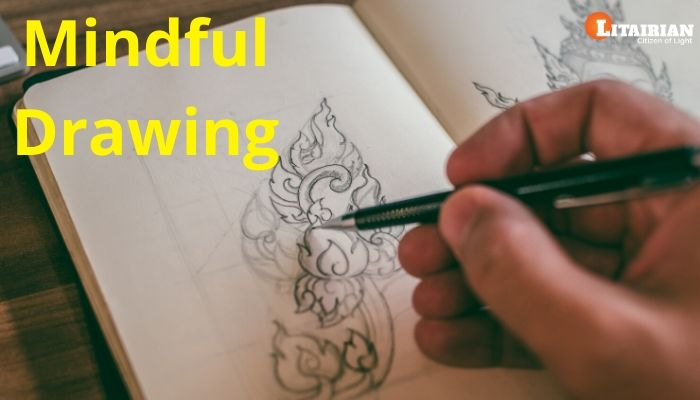 What is Mindful Drawing